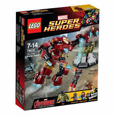Super Heroes Multi-Coloured LEGO Complete Sets & Packs