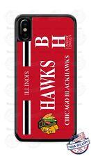 Hockey Chicago Blackhawks Phone Case Cover For iPhone Samsung Google LG Google