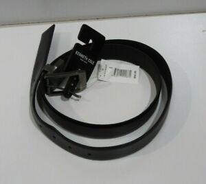 Kenneth Cole Men's Reversible Belt, Black, Size - 36