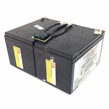 Lead-acid battery RBC6 CS3 2x12V/1AH