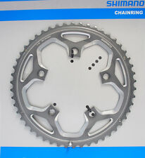 Shimano FC-RS500 50T-MH Chainring fits 50-34T Crank 2x11 speed 110mm BCD Silver