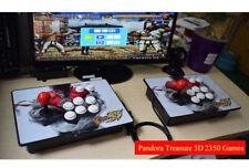 Separable 2350 in 1 Games Pandora's Box 3D Video Games Arcade Console Machine N6