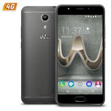Smartphone Wiko Ufeel Prime antracita