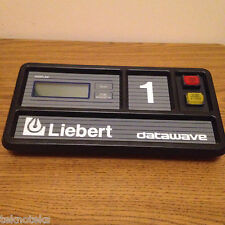 LIEBERT 122980G1 SYSTEM 3 DATAWAVE OPERATOR INTERFACE PANEL
