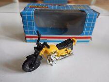 Edocar Motorbike ADAC in Yellow in Box