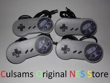 4 SNES USB Controller Super Nintendo Classic Style PC MAC Raspberry Pi Retro PI