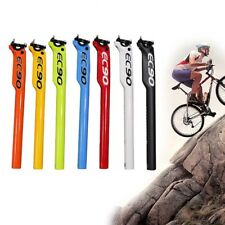 Carbon Fiber MTB Road Bike Mountain Bicycle Cycling Seatpost 27.2/30.8/31.6mm 3K