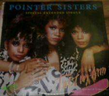 Pointer Sisters - Twist My Arm
