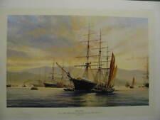 "Robert Taylor's ""Spitfire"" & ""Pagoda Anchorage"" companion Seascape L/Es"