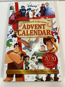 Disney Storybook Collection 2020 Advent Calendar Hardcover NEW