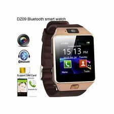 Smartch DZ09 Smart Watch for Android,SIM Card Phone Smartwatch, MTK6260 CPU