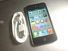 iPod touch 1st/2nd/3rd/4th generation 8,16,32,64 GB Black And White 100% Works