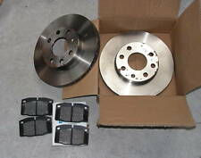 Vauxhall Astra Front Vented Brake Discs & Pads Part Number 93175479 Genuine