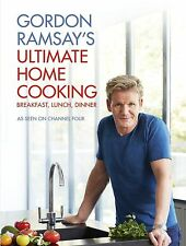 Gordon Ramsay's Ultimate Home Cooking, Gordon Ramsay - NEW Hardback