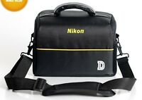 Camera Bag for Nikon D90 D80 D70  D60 D50 D40 D3200 D3100 D3000 D700 D60 DSLR