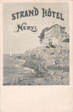 * GENOVA - Nervi - Strand Hotel