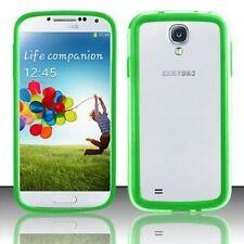 Étuis, housses et coques Bumper transparents Samsung Galaxy S4 pour téléphone mobile et assistant personnel (PDA)