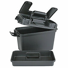 Flambeau Dry Storage Tool Box,Black, T1408B, Black