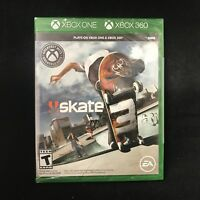 Skate 3 (Play on Xbox One / Xbox 360) BRAND NEW