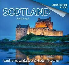 Scotland Undiscovered: Landmarks, Landscapes & Hidden Treasures-ExLibrary