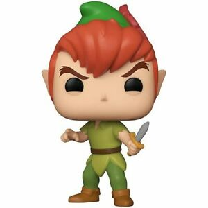 Highly Collectible High Quality Disneyland 65th Peter Pan Pop! Vinyl Figure