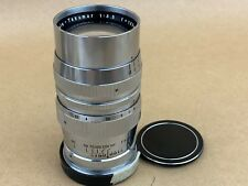 Asahi-Kogaku 135mm F/3.5 Tele-Takumar M37 Screwmount Lens For Pentax Asahiflex