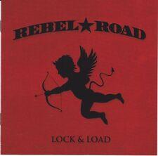 CD Rebel Road Lock & Load/Heavy Southern rock Blackfoot Molly Hatchet
