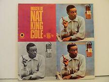 RARE ! Nr Mint ! Nat King Cole 2 LP Imagen of Nat.....Mexican Press, STBBM-21549