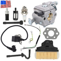 Carburetor Ignition Coil For STIHL 021 023 025 MS210 MS230 MS250 MS250C Chainsaw