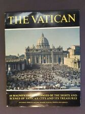 1964 Vatican softback book with 64 magnificant photo pages of the sight and scen