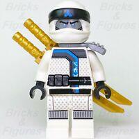 Ninjago LEGO® White Ice Ninja Zane Sons of Garmadon Minifigure 10755 Genuine