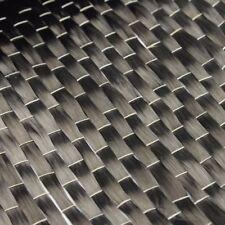Tessuto vera fibra carbonio 12K ad alta drappeggiabilità usare con resine 150mm