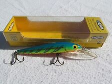 "STORM Deep Thunderstick DTS09 316 ""BLUE HOT TIGER"" Rattlin' Fishing Lure"