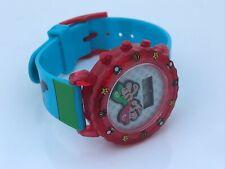Super Mario Kids Watch Nintendo Accutime Digital Watch