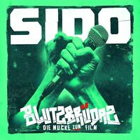 SIDO - BLUTZBRÜDAZ-DIE MUKKE ZUM FILM (NACHFOLGEVERS.)  CD NEU