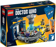 Lego Ideas Doctor Dr Who Building Kit 21304