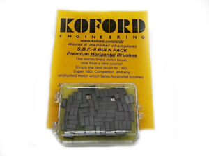 Koford Super Big Foot II Premium Horizontal motor brush 50 pair package