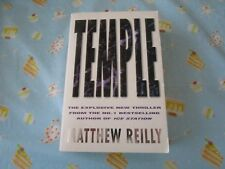 Temple by Matthew Reilly (Trade paperback)