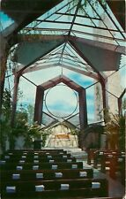 Wayfarers Chapel Portuguese Bend California  CA Postcard