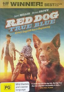 Red Dog True Blue : Australian film starring Levii Miller and Bryan Brown