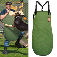 K9 Police Dog Training Full Body Anti Scratch Apron Canvas Stop Biting Pinafore