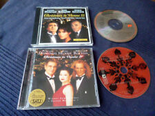 2CD Christmas In Vienna 3&4 Placido Domingo Sissel Charles Aznavour  Weihnachten