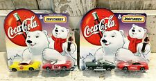 Coca Cola Matchbox Cars Dad's and Son's Collection