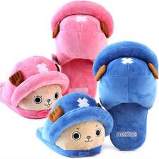 One Piece Chopper Home Slipper Doll Cute Cartoon Floor Shoes Soft Warm House