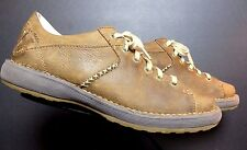 Men's Dr. Martens Distressed Brown Leather Casual Cool Oxford Sz.10M Excellent