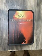 Thomas Nelson The Word of Promise New Testament Audio CD's Bible Complete Set