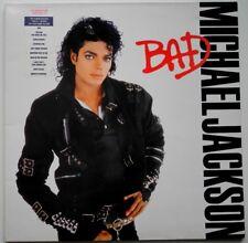 LP EU**MICHAEL JACKSON - BAD (EPIC '87 / CLUB EDITION / GATEFOLD COVER)**30260