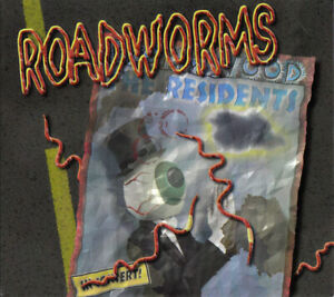 The Residents – Roadworms (The Berlin Sessions) (CD, Album)