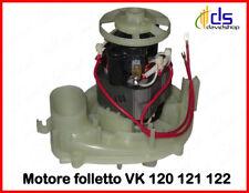 Motore per aspirapolvere folletto vk 120 121 122 ricambi compatibili vorwerk