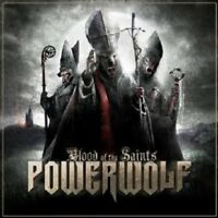 "POWERWOLF ""BLOOD OF THE SAINTS"" CD NEW!"